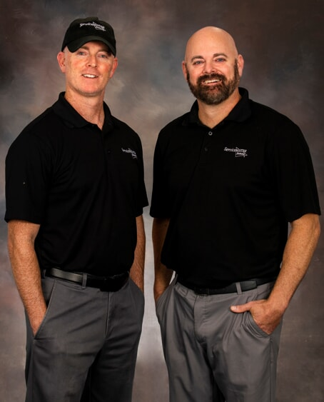 Owners Brian and Dennis Fuson