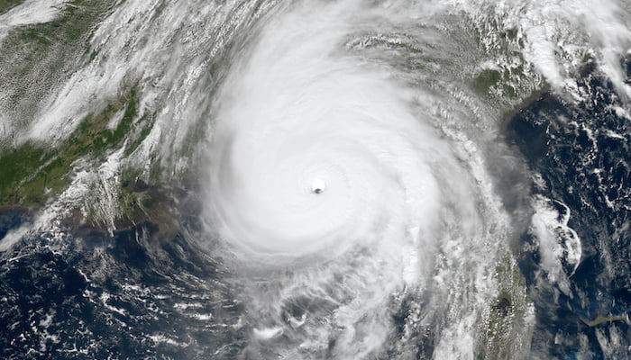 hurricane michael forming in 2018
