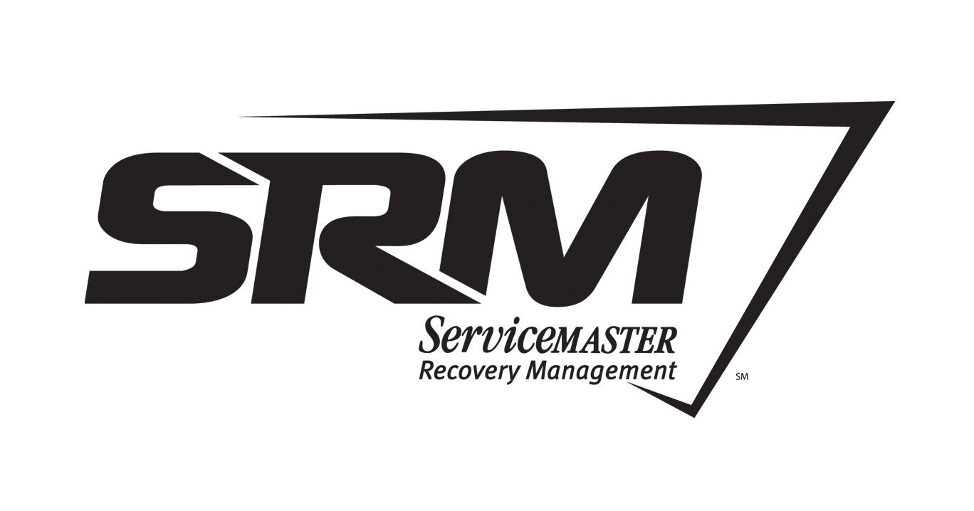 SRM: ServiceMaster Recovery Management Logo