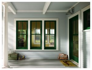 Examine all doors and windows for leaks