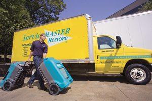ServiceMaster Truck