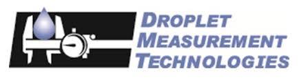 Droplet measurement technology logo