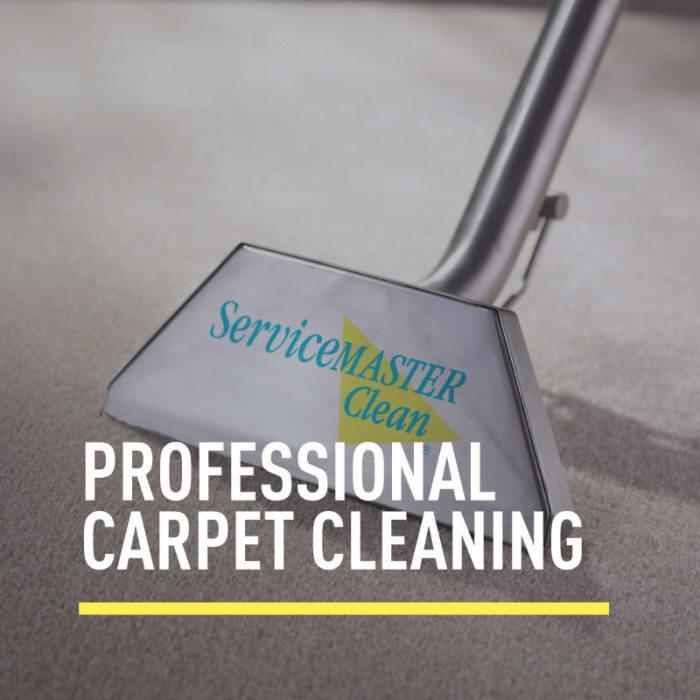 ServiceMaster Clean vacuum