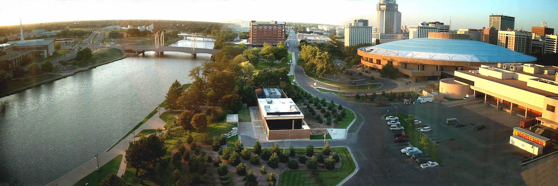 Panorama of Wichita