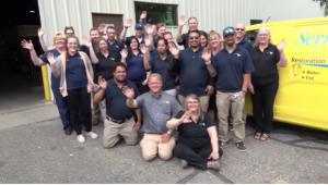 ServiceMaster team photo